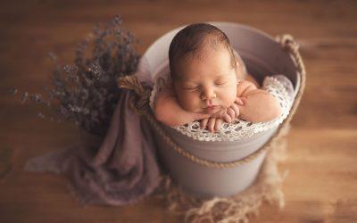 Caracteristicile fotografiei de nou-născuți