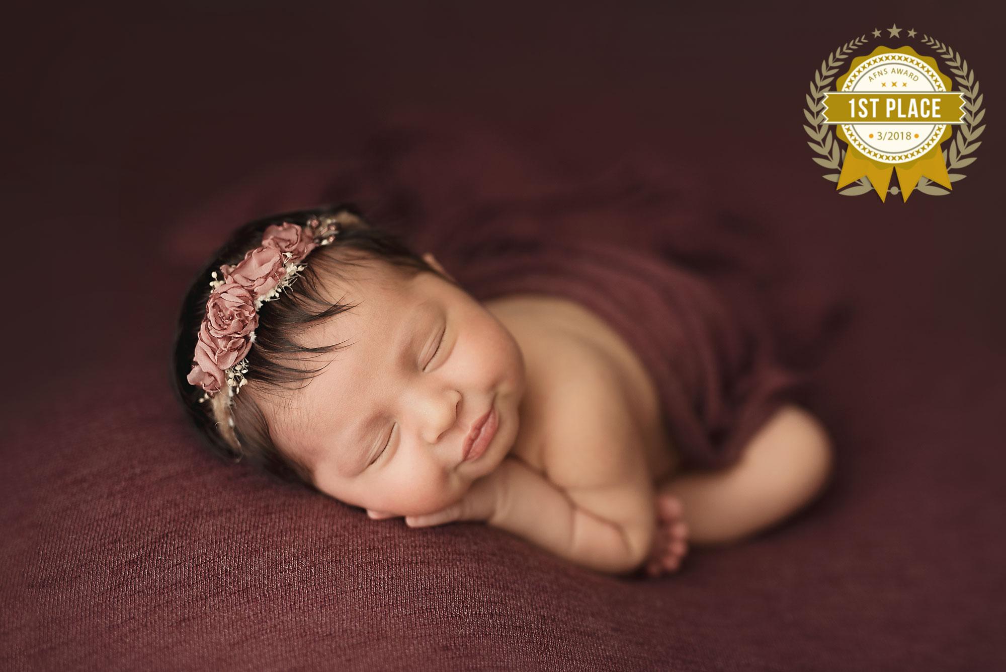 Sedinta nou nascut Daniela Ursache