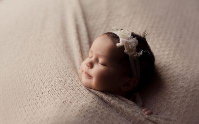 Istoria fotografiei de nou-născuți