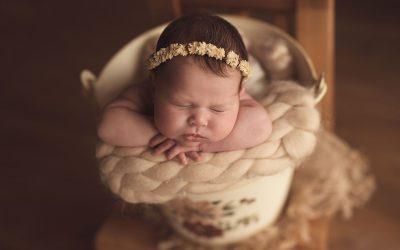 Eva – Sedinta foto nou-nascut