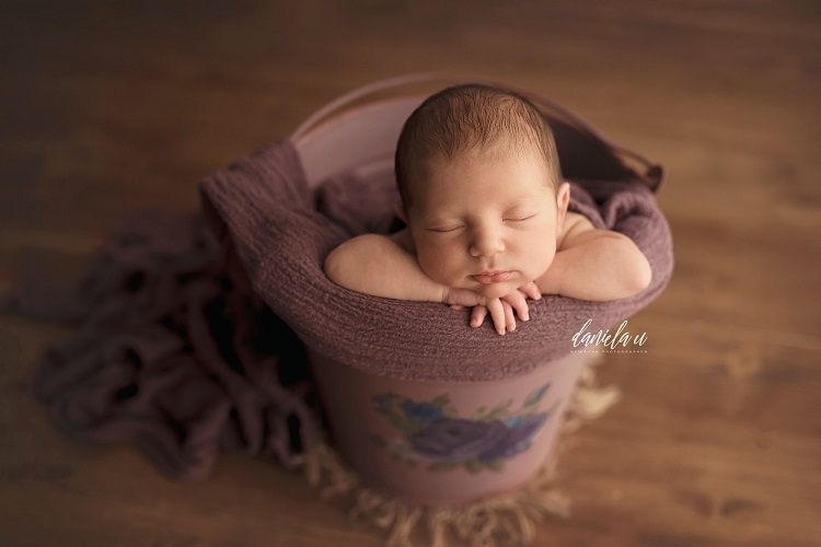 Newborn workshop photo