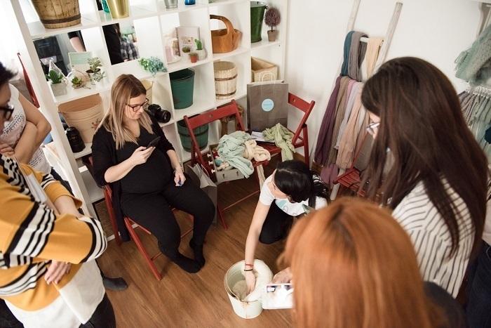 Workshop martie Newborn as art