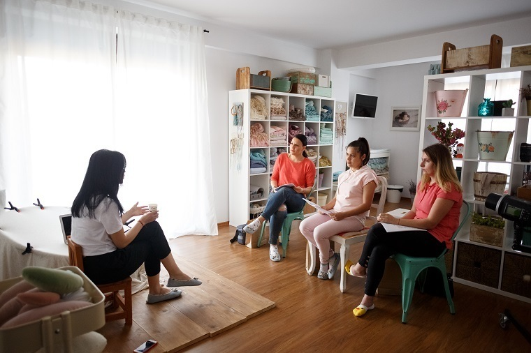 mentoring Daniela Ursache