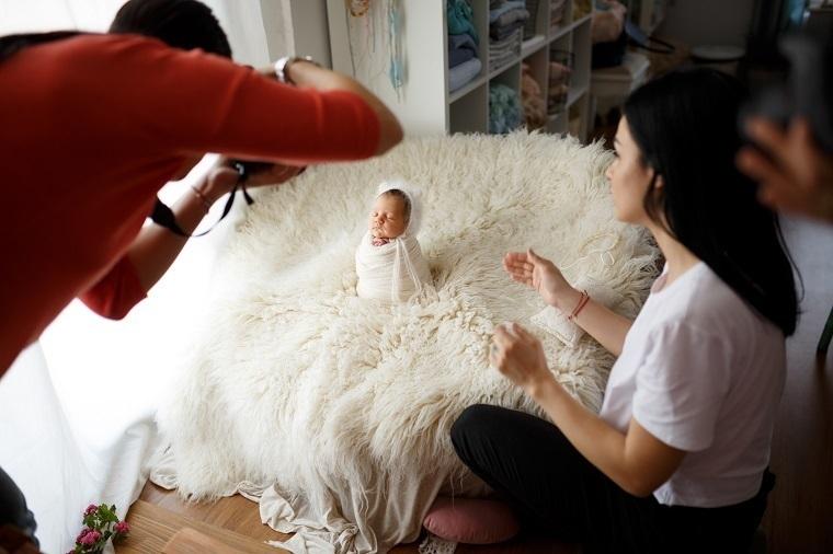 mentoring newborn