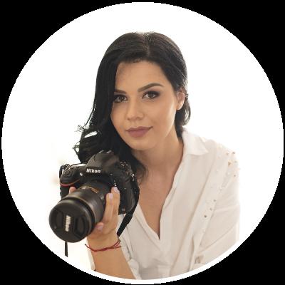 Daniela Ursache - Fotograf pentru nou născuţi