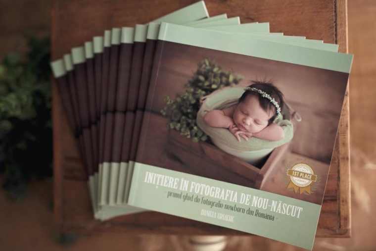 Lansarea ghidului de fotografie newborn, un eveniment plin de emoție