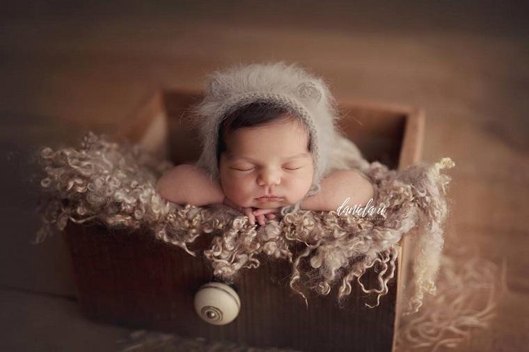 fotografia de nou-născut