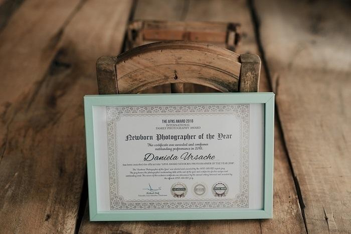 Diploma_Fotograf Newborn 2018_AFNS Awards