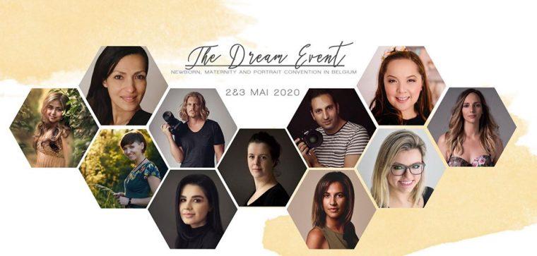 Cei mai talentați fotografi își dau întâlnire la Conferința 'The Dream Event' 2020