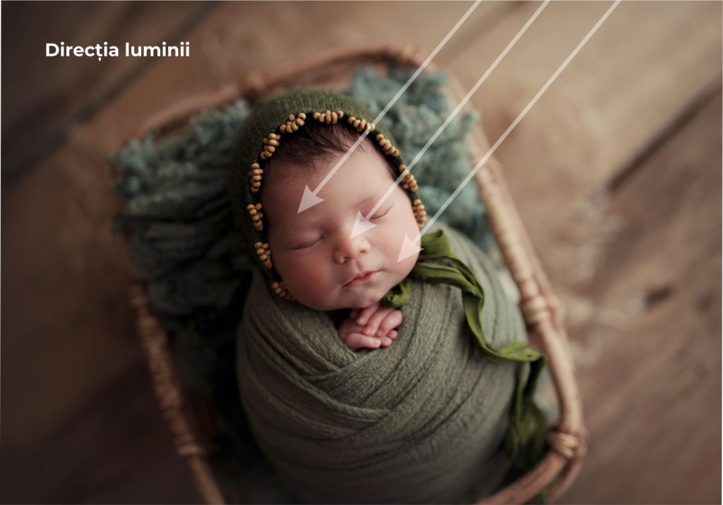 fotografie de nou-nascut