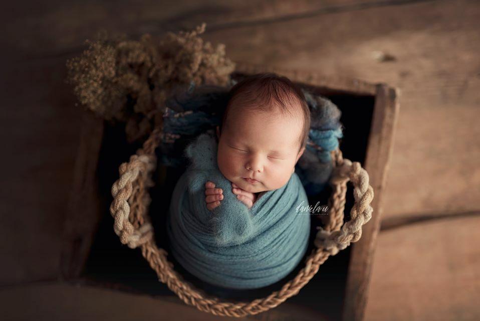 iluminare fotografie newborn