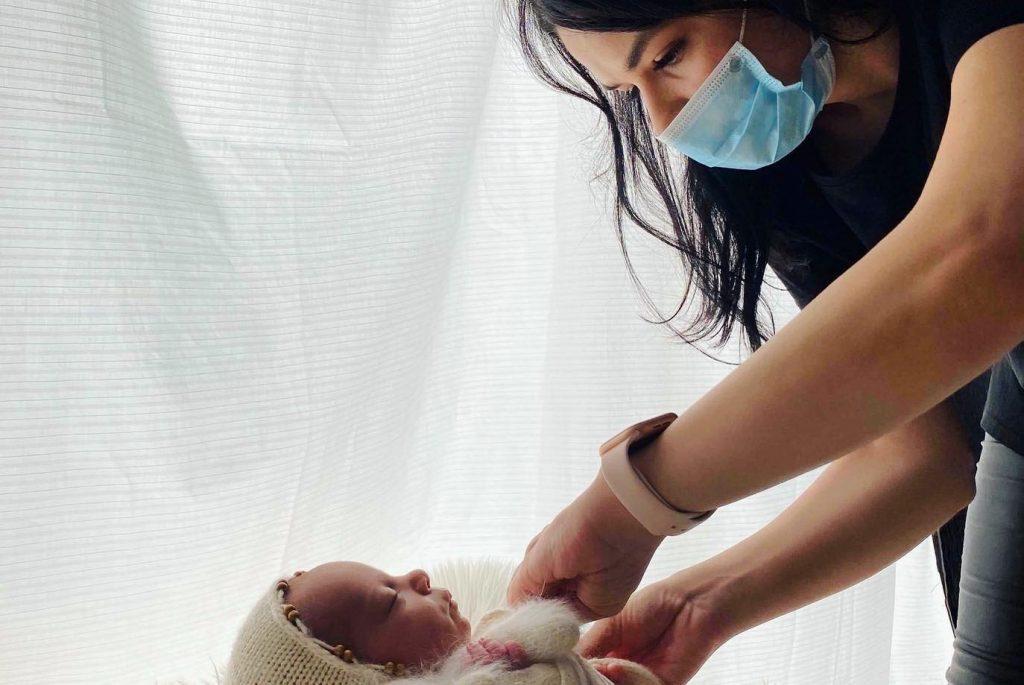 Workshop fotografie nou-născuți  Béhen