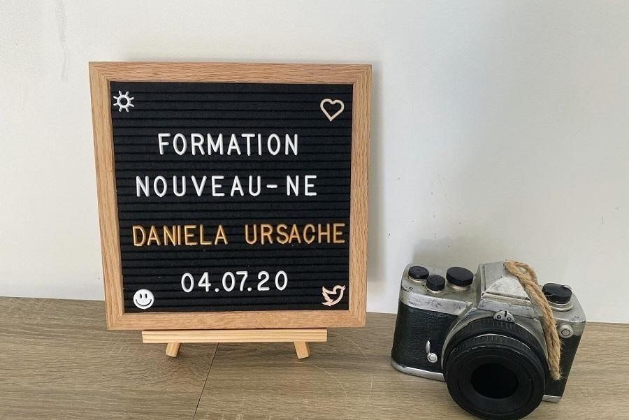 Workshop fotografie nou-născuți Béhen – Mentor și călător în Franța
