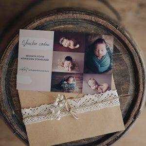 Voucher cadou - Daniela Ursache | Newborn Photography