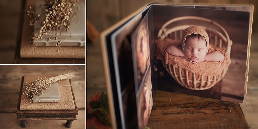portrete newborn printate