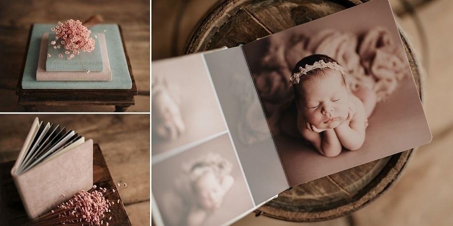 portrete newborn tipărite