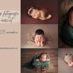 Newborn Workshop Cluj-Napoca | Daniela Ursache